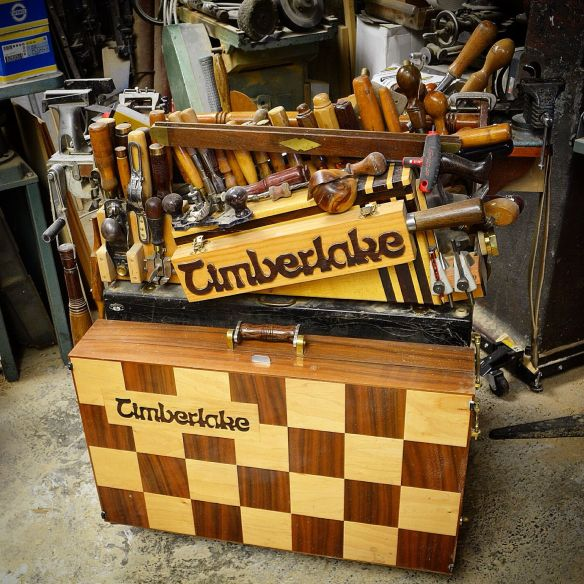 Bern's Dad's tool chest